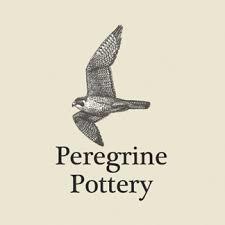 Peregrine pottery logo